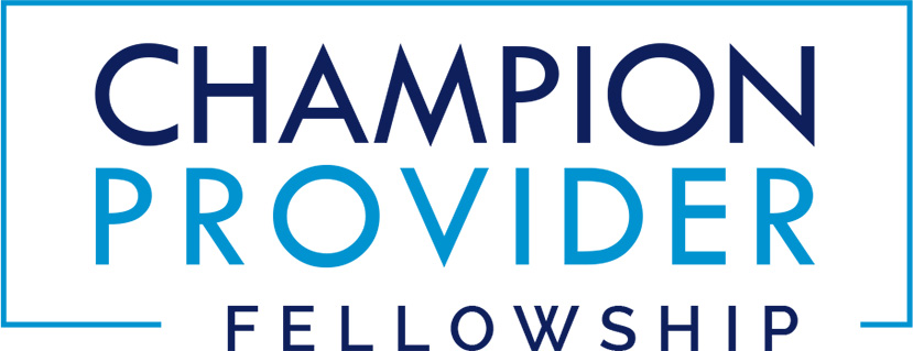 Champion Provider Fellowship Logo